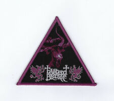 """Reverend Bizarre """"In the Rectory of the Bizarre Reverend"""" Purple Patch cathedral"""