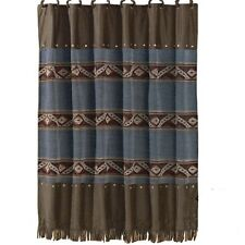 Western Denim Shower Curtain With Free Shipping!