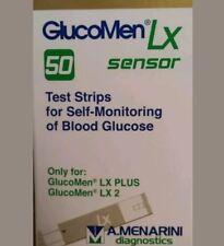 GLUCOMEN LX sensor tiras de prueba