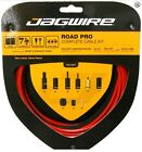 Jagwire ROAD PRO RACER RED Road Cable Set Gear & Brake Shimano and Campagnolo