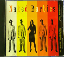 Naked Barbies • Living Independently • used CD • front insert signed/dedicated