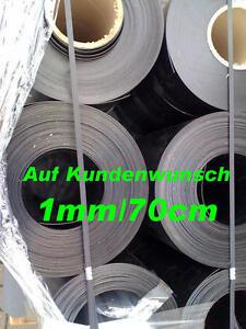 Meterware 1mm/70cm HDPE Wurzelsperre Rhizomsperre Bambussperre (4,99€/Meter)