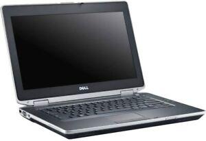 Dell Latitude E6430 Coeur i7 Ordinateur Portable Windows 10 Pro 2.9GHz 4GB 500GB