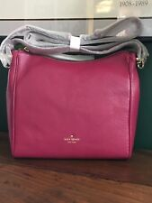 KATE SPADE Charles Street Small Haven Over Shoulder Bag Purse NWT Cildro PINK