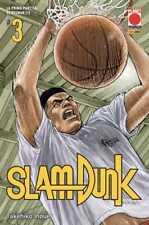 Slam Dunk N° 3 - Ristampa - Planet Manga - Panini Comics - ITALIANO #MYCOMICS