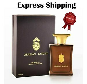 Arabian Knight by Arabian Oud 100ml EDP Spray - Free Express Shipping SEALED