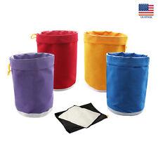 VIVOSUN 1 Gallon 4 Bubble Ice Bag Herbal Extractor Filter Kit+ Press Mesh Screen