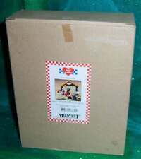 New ListingNew In Box Rare Midwest Of Cannon Falls Eddie Walker 4 Piece Small Nativity Set
