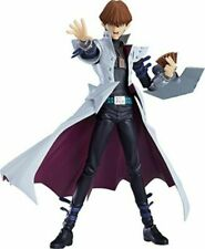 Max Factory Figma 372 Yu-gi-oh Duel Monsters Seto Kaiba Figure 165mm