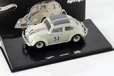 Volkswagen VW Beetle #53 Herbie año de fabricación 1962 1:43 hotwheels Elite