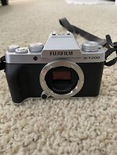 Fujifilm X-T200 24.2MP Mirrorless Camera - Silver (Body Only) **Mint Condition