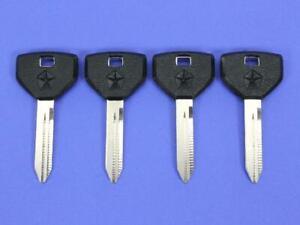 Vehicle Key Mopar 55075487
