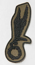 Polish Airborne Parachute Jump Wings Sew-on Cloth Badge