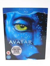 Avatar Blu Ray Blu-Ray & DVD with Cover Sleeve