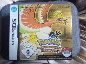 Pokémon: Goldene Edition -- HeartGold (Nintendo DS, 2010) OHNE POKEWALKER