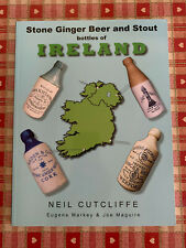 Bottle Collecting Book - Ginger Beer & Stone Stout Bottles - Ireland