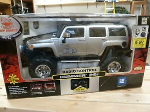 """New Bright R/C Hummer H3, Box Never Opened, Untested, Over 26"""" Long, Never Used"""