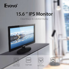 EYOYO 15 Zoll IPS LCD HD Monitor 1920x1080 HDMI- / VGA- / BNC-Video für CCTV DVR