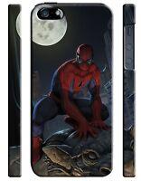 Iphone 4s 5 SE 6 6S 7 8 X XS Max XR 11 Pro Plus Cover Case Amazing Spider-Man 11