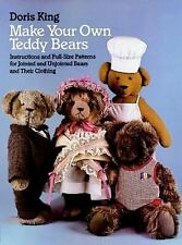 Make Your Own Teddy Bears by Doris King