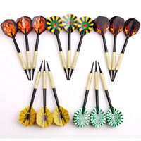 15 pcs of Dart Soft Tip Darts for Electronic Dartboard Plactic Tips Points New