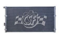 A/C Condenser CSF 10760 fits 15-18 Ford Mustang 2.3L-L4