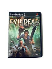 Evil Dead: Regeneration (Sony PlayStation 2) 2005 Ps2 Complete