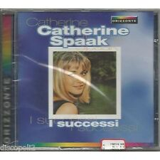 CATHERINE SPAAK - I successi - CD ITALY 1998 SIGILLATO SEALED