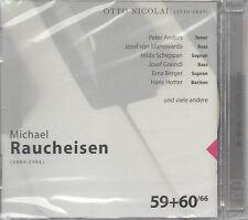 Otto Nicolai 1810-1849 Michael Raucheisen 1889-1984 CD NEU Wenn sanft des abends