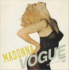 """Madonna Vogue (12"""" Version), Keep It Together (12"""" Remix) Uk 12"""""""