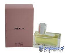 PRADA  0.2 OZ/7 ML EDP SPLASH MINI FOR WOMEN BY PRADA NEW IN A BOX