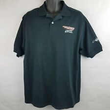Toby Keith I Love This Bar & Grill Mens Polo Shirt Black Size Large