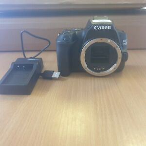 CANON EOS 250D DIGITAL SLR CAMERA - BODY ONLY, charger included (Y1)