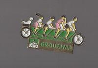 Pin's Assurance Groupama