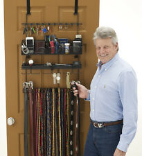 Men's Over the Door/Wall Organizer Valet by Longstem #9200  Mark of Quality!
