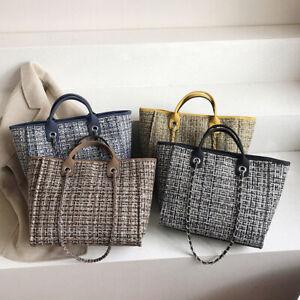 UK Women's NEW Designer Fashion Style High Quality Shoulder Handbag Totes Wallet