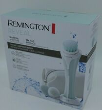 Remington Reveal Electric Cordless Facial Cleansing Brush WaterProof 10xEffectiv