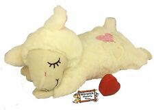 "Comforter Puppy Dog Calming Toy ""Real Feel"" Heartbeat Plush Teddy Whelping"