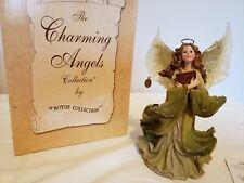 Ana Maria Guardian of Memories Charming Angels Collection Boyds Collection w/box