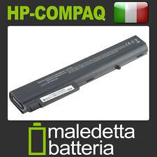 Batteria POTENZIATA 5200mAh per Hp-Compaq nx7300 nx7400 nx8200 (JG2)