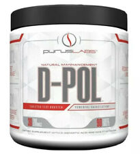 Purus Labs D-POL Lean Muscle Builder - 90 Tablets EXP: 07/2020 - Test Booster