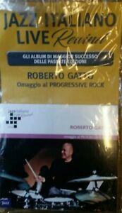 ROBERTO GATTO ( OMAGGIO AL PROGRESSIVE ROCK ) JAZZ ITALIANO LIVE REWIND  PP/112