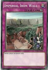 Imperial Iron Wall SDSE-EN038 Yu-Gi-Oh Card 1st Edition New