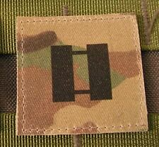 Galons US ARMY - CAPTAIN - grade scratch MULTICAM rank insignia