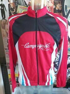 Campagnolo team . Italia L/S  Cycling Top XL