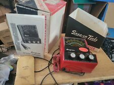 Vintage Snap On Mt 926 Multimeter Ohm Volts Dwell Amp Rpm Cylinders 4 5 6 8