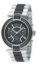 Esprit Collection Damenuhr Physis Black EL101582F01 Analog Chronograph Edelstahl