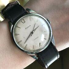 USSR Wristwatch RAKETA Baltika 2609B Classic Retro Men's Casual SERVICED Rare