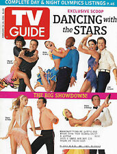 TV Guide Magazine - February 20-26, 2006 - Dancing with the Stars, Tom Selleck