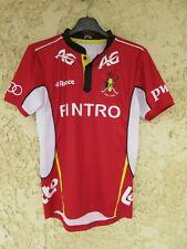 Maillot BELGIQUE BELGIUM ARBH KBHB hockey REECE shirt vareuse trikot rouge S